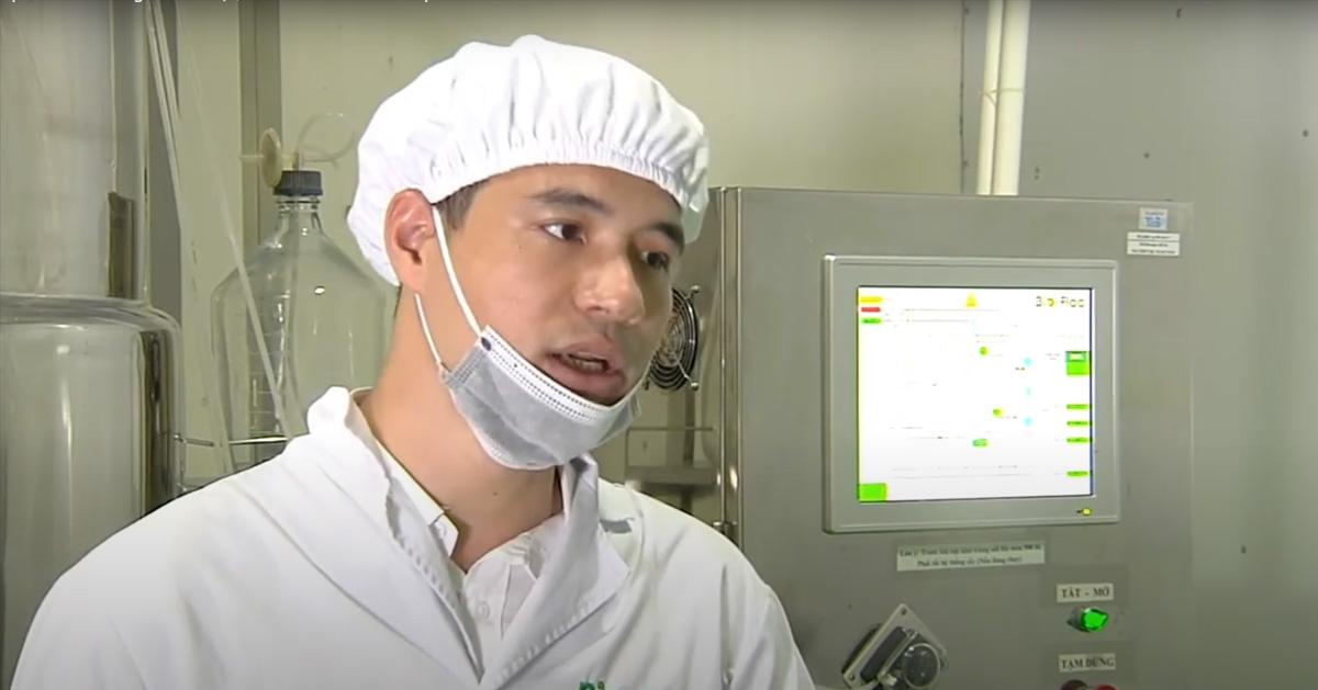 Bảo quản các chủng vi sinh vật, để sản xuất các sản phẩm của MRBIO